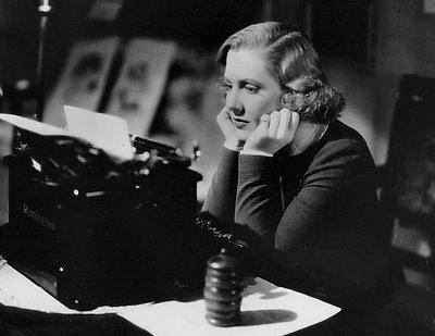 Jean-Arthur- Typewriter
